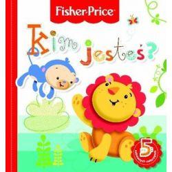 Fisher Price Kim jesteś?