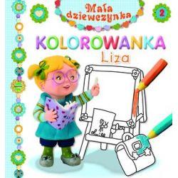 Liza. Kolorowanka. Mała...