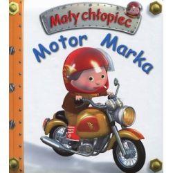 Motor Marka. Mały chłopiec