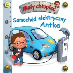 Samochód elektryczny Antka....