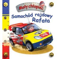 Samochód rajdowy Rafała....