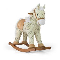 Koń Pony Gray Dot