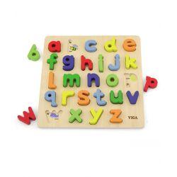 Sorter alfabet
