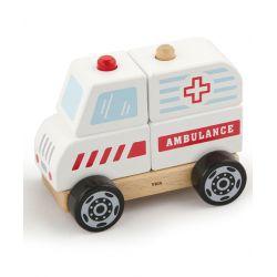 Klocki ambulans