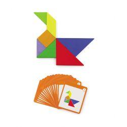 Magnetyczny tangram