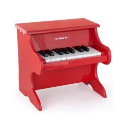 Drewniane pianinko