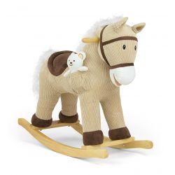 Koń Pony Beige
