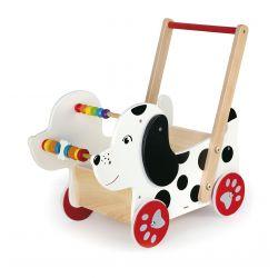Wózek pchacz edukacyjny piesek