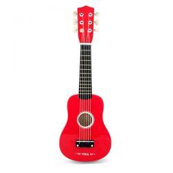 Czerwona gitara - 21 cali