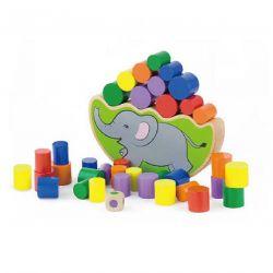 Gra 2w1 - balansujący słoń