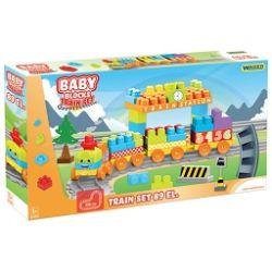 BABY BLOCKS RAILWAY 89 EL.