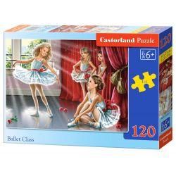 PUZZLE 120EL. BALLET CLASS
