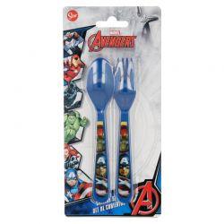Avengers - Zestaw sztućców...