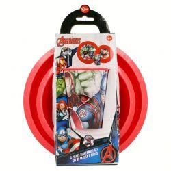 Avengers - Zestaw naczyń...