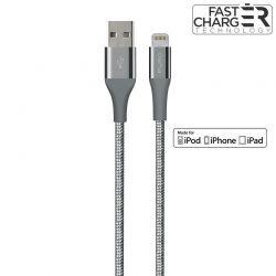 PURO Fabric K2 - Kabel w...