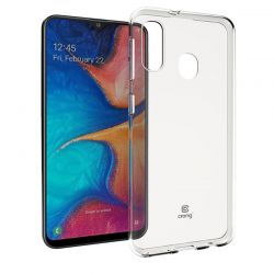 Crong Crystal Slim Cover -...