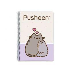 Pusheen - Zeszyt w twardej...
