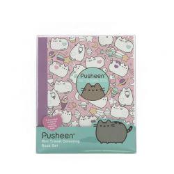 Pusheen - Kolorowanka z...