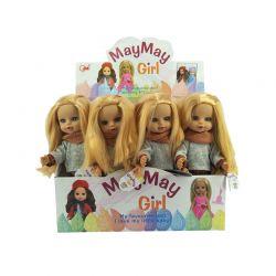 Lalka pachnąca blondynka...