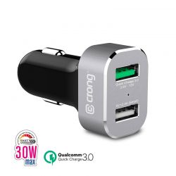 Crong Power Car Charger 30W...