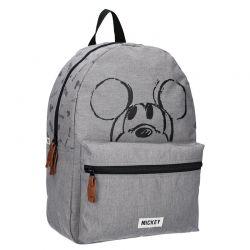 Mickey Mouse - Plecak szary...