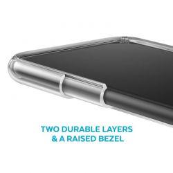 Speck Presidio Perfect-Clear - Etui iPhone 11 z powłoką MICROBAN (Clear)