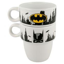 Batman - Zestaw kubków 200 ml (2 szt)