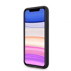 Guess Lizard Case - Etui iPhone 11 (Black)