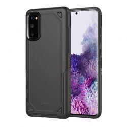 Crong Defender Case - Etui Samsung Galaxy S20 (czarny)