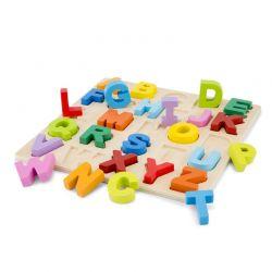 New Classic Toys - Puzzle alfabetyczne