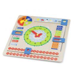 New Classic Toys - Drewniany kalendarz zabawkowy
