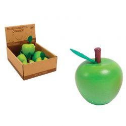 Playme - Drewniany owoc jabłko