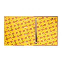 LINE FRIENDS - Folder do przechowywania dokumentów (26 x 32 cm)