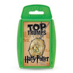 Harry Potter Insygnia Śmierci - Gra Karciana Top Trumps