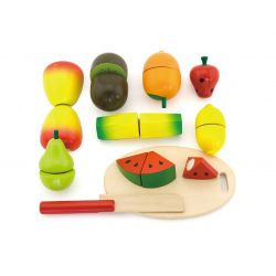 Zestaw do krojenia - owoce