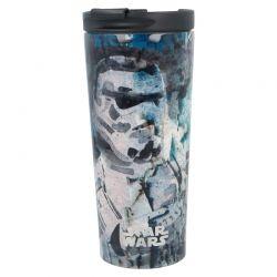 Star Wars - Kubek ze stali nierdzewnej 425 ml