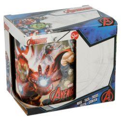 Avengers - Kubek ceramiczny w pudełku prezentowym 325 ml