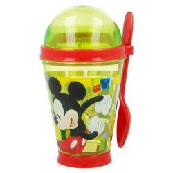 Mickey Mouse - Kubeczek na przekąski 400 ml