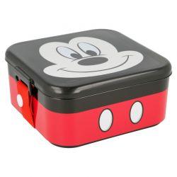 Mickey Mouse - Śniadaniówka z uchwytem