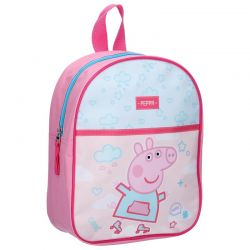 Peppa Pig - Plecak dziecięcy (28 x 22 x 10 cm)