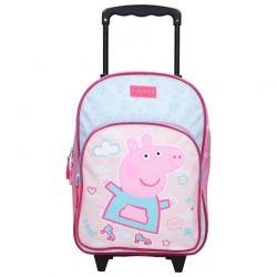 Peppa Pig - Plecak na kółkach