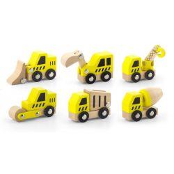 Pojazdy małego budowlańca