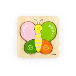 Pierwsze puzzle maluszka -...