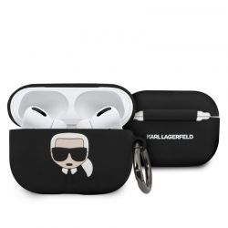 Karl Lagerfeld - Etui Apple Airpods Pro (black)