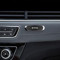Crong Multi-Function Magnetic Car Holder – Uniwersalny uchwyt magnetyczny do smartfonów (czarny)