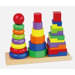 Wieża piramidki sorter