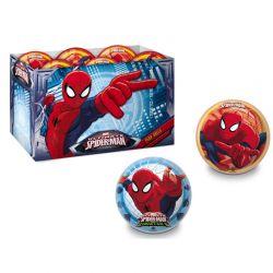 Spiderman - Piłka gumowa 140 mm  Wybór losowy
