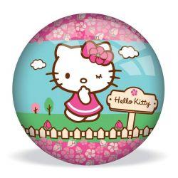 Hello Kitty - Piłka gumowa 230 mm -Flowers