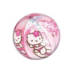 Hello Kitty - Piłka plażowa 50 cm