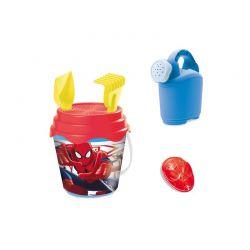 Spiderman - Wiaderko z akcesoriami śr.14 cm